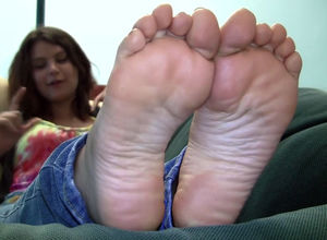 stinkin' and sloppy soles