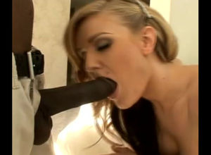 Killer blondie honey luvs a enormous..