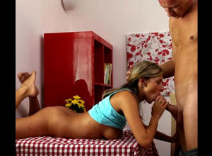 Eighteen year senior new-cummer gets..